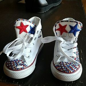UNISEX Kids Converse All Stars Chuck Taylor's Size
